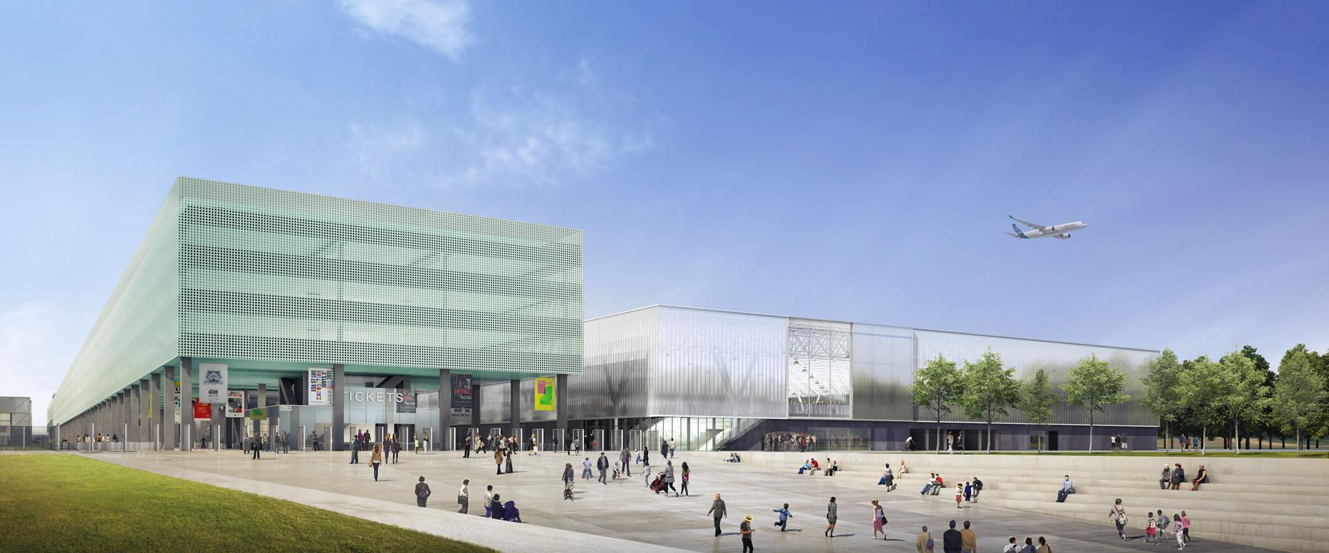 Parc des Expositions de Toulouse