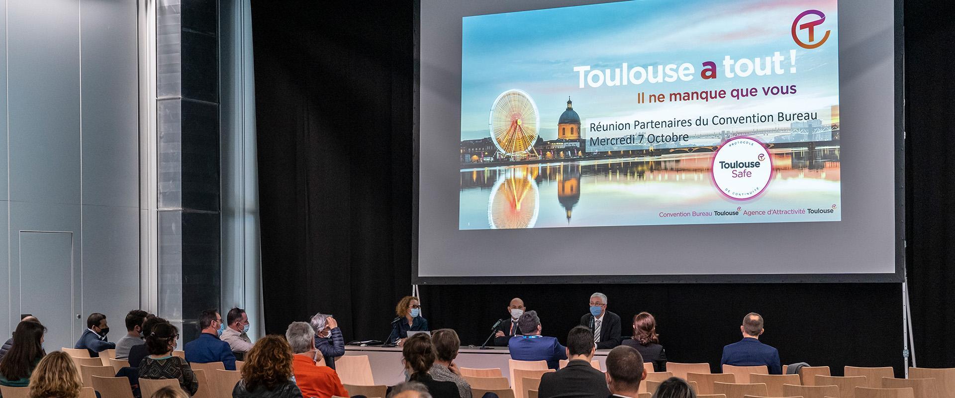 Charte Toulouse Safe - protocole de continuité