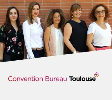 L'équipe du Convention Bureau
