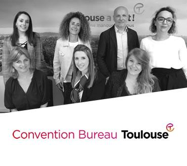 Toulouse Convention Bureau, photo d'équipe