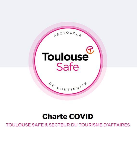 Logo Charte Toulouse Safe