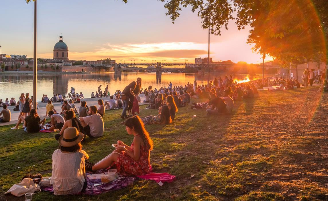 Toulouse, capitale de l'art de vivre