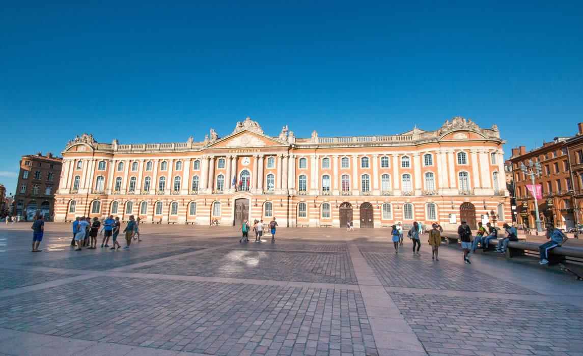 Toulouse, le Capitole