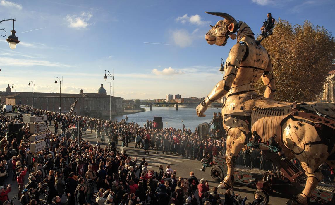 Journées mythiques à Toulouse