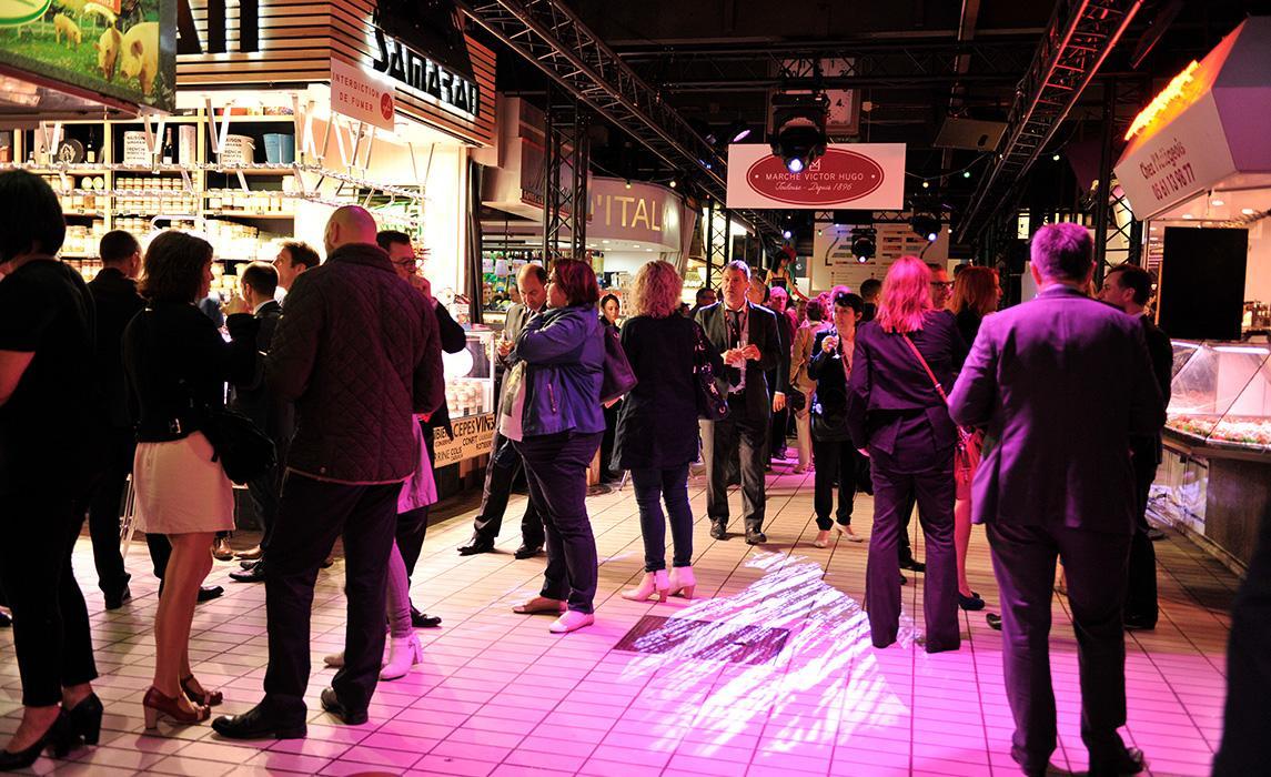 Le marché Victor Hugo pour des produits de proximité