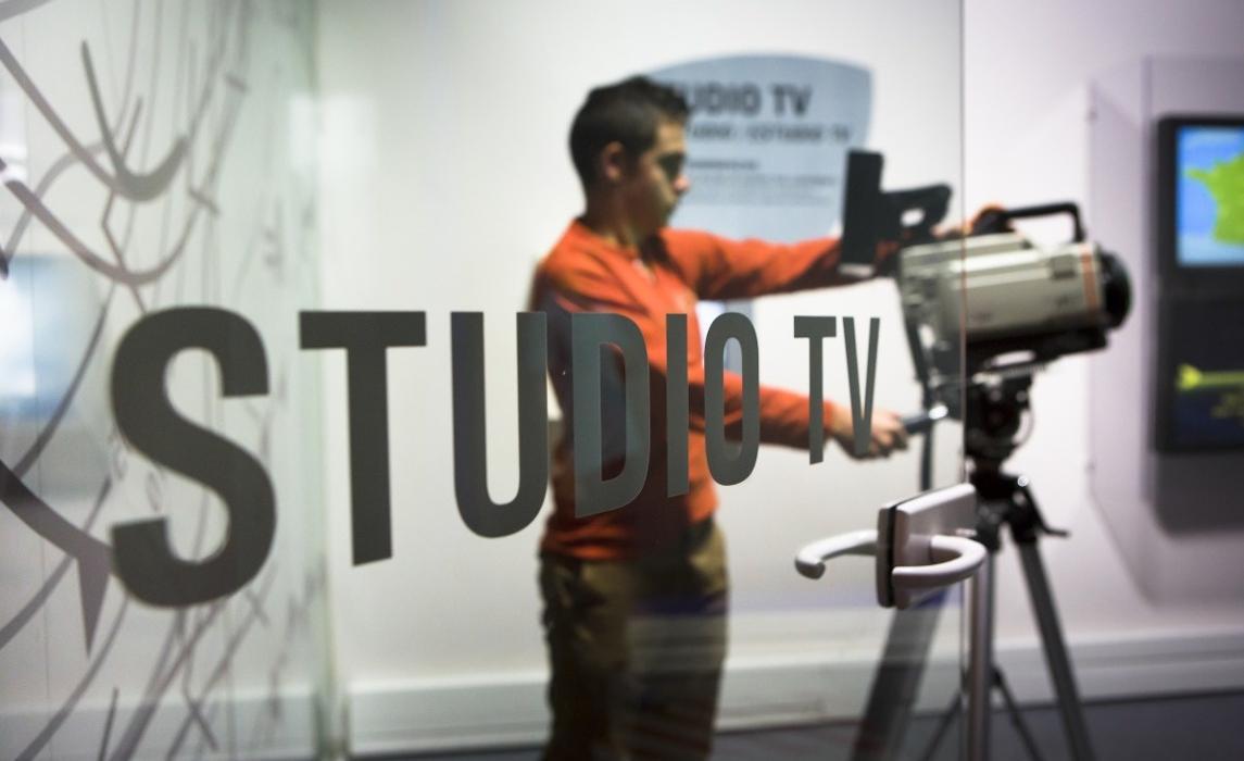 Meetings - Studio TV Cité de l'Espace