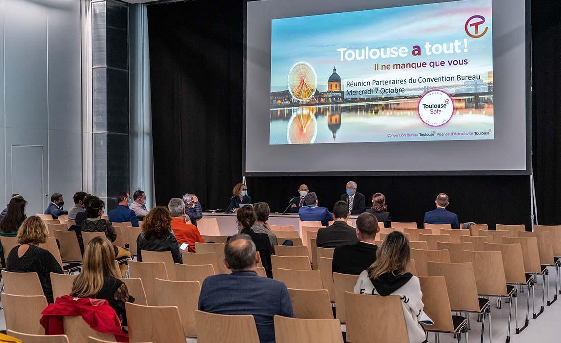 Convention bureau - charte Toulouse Safe