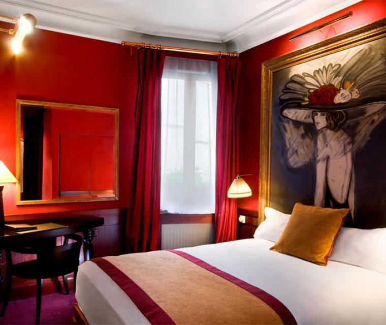Meetings - Grand Hôtel de l'Opéra, chambre