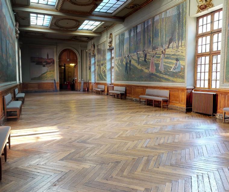 Salle du Capitole