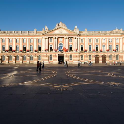 Toulouse ville Capitale