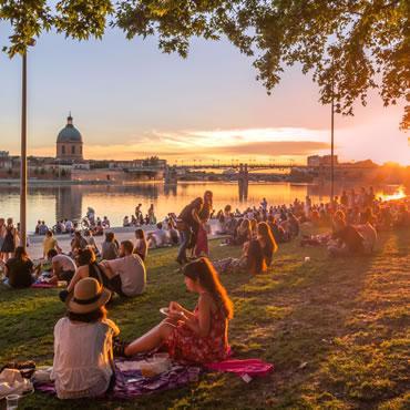 Toulouse, une ville au « lifestyle » inégalable