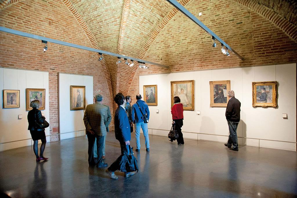 Albi, le musée Toulouse-Lautrec