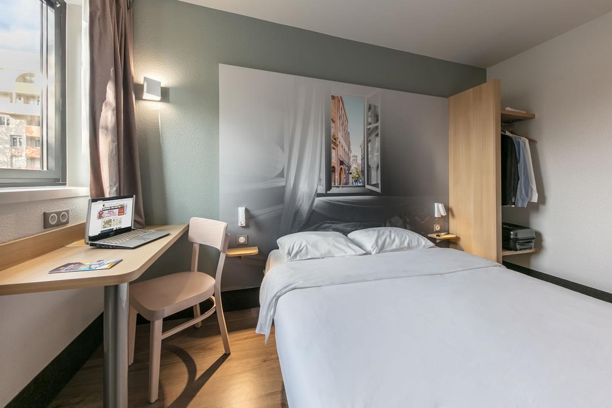 Hôtel B&B Toulouse centre