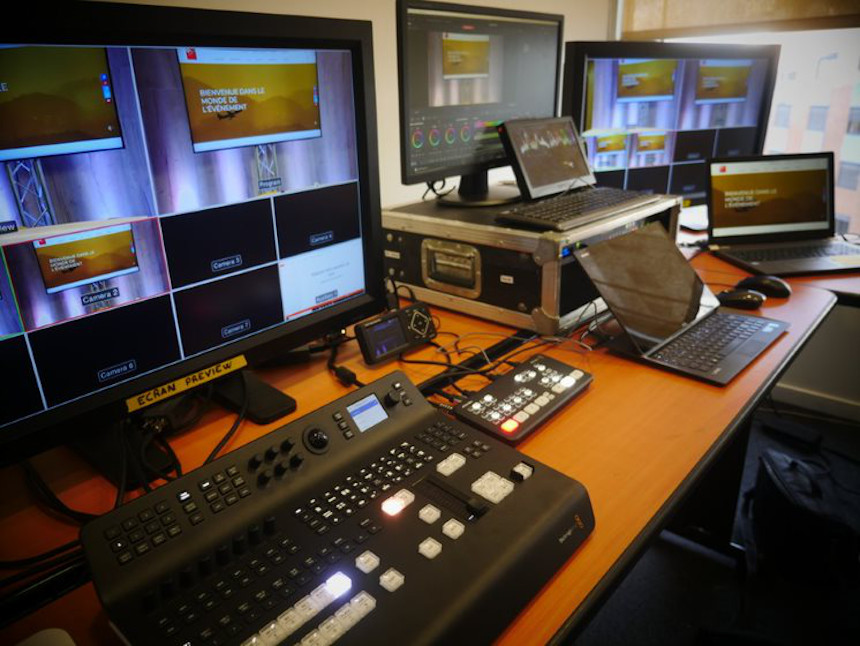 Meetings - Studio 3E - Tournage 2