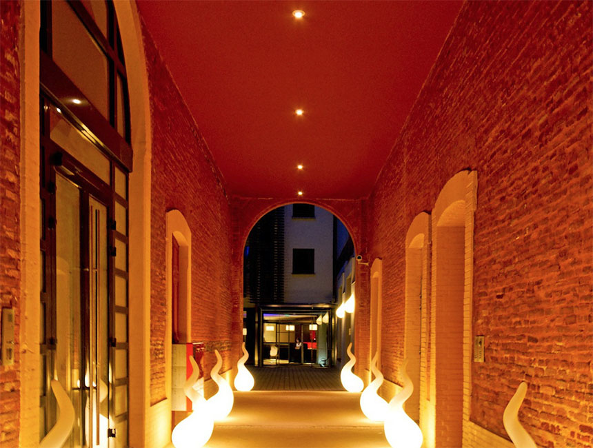 Meetings - Appart-Hôtel Clément Ader, entrée