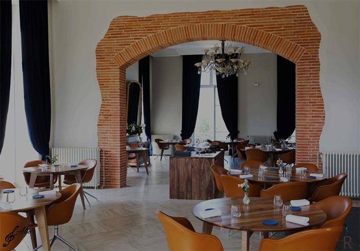Meetings - Château de la Garrigue, salon de réception