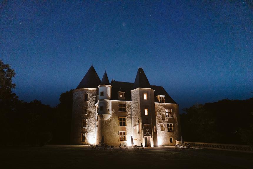 Meetings - Château St Martory - Château nuit