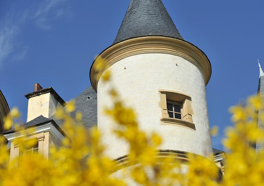 Meetings - Château St Martory - Tour