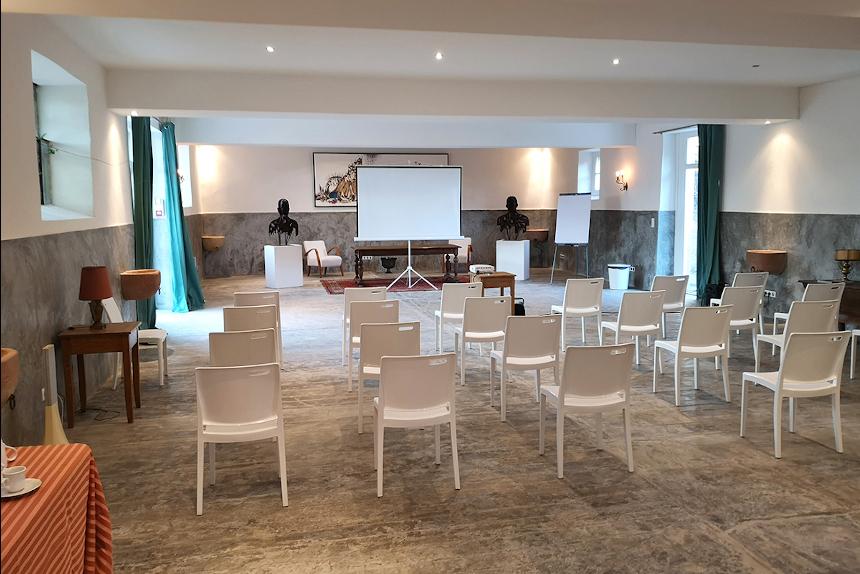 Meetings - Château St Martory - Salle réunion