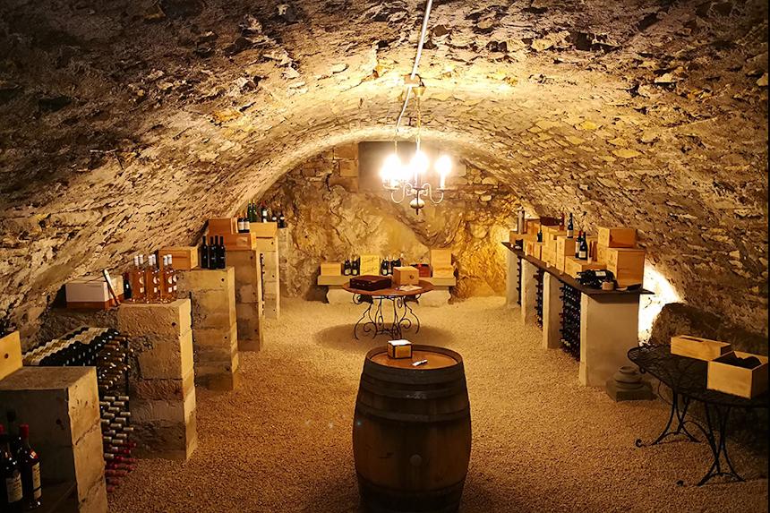 Meetings - Château St Martory - Cave à vins
