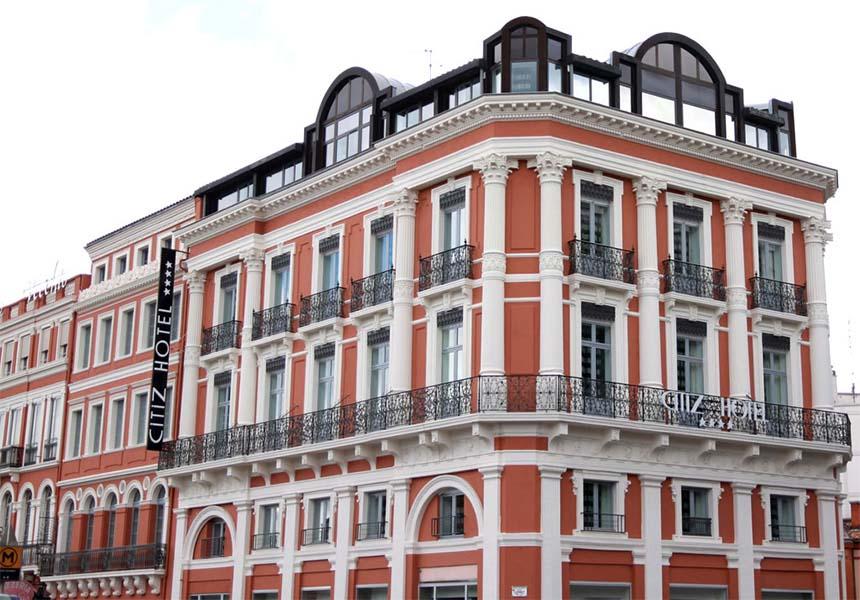 Meetings - Citiz Hôtel à Toulouse