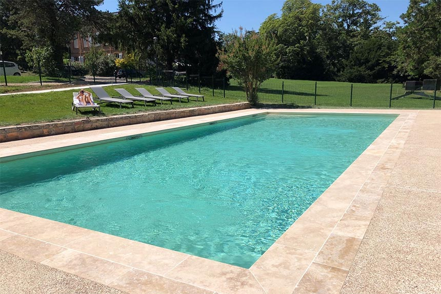 Meetings - Domaine de Montjoie, piscine