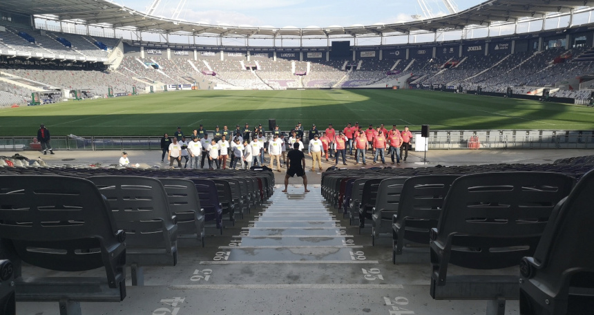 Meetings - Equipage & Co - Stade