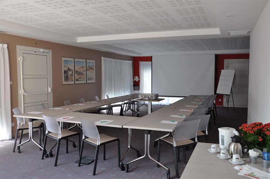 Meetings - Fasthotel Toulouse Blagnac aéroport, salle de séminaire