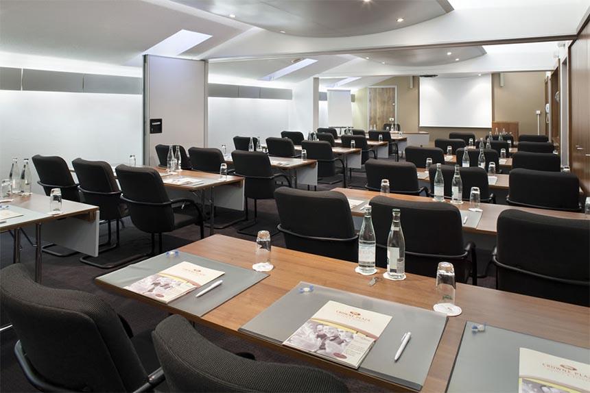Meetings - Hôtel Crowne Plaza, salle de réunion