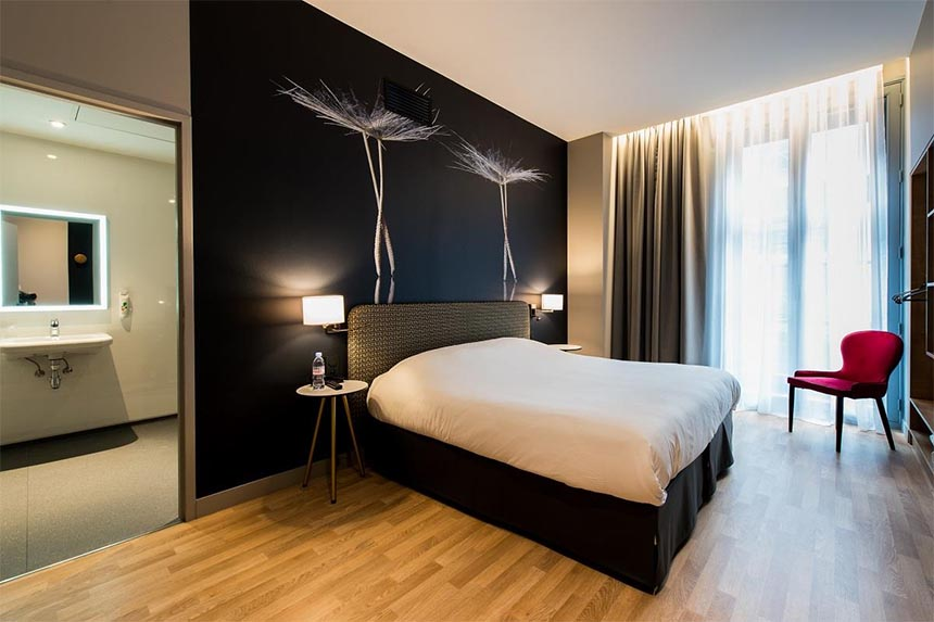 Meetings - Ibis Styles Toulouse Capitole, chambre