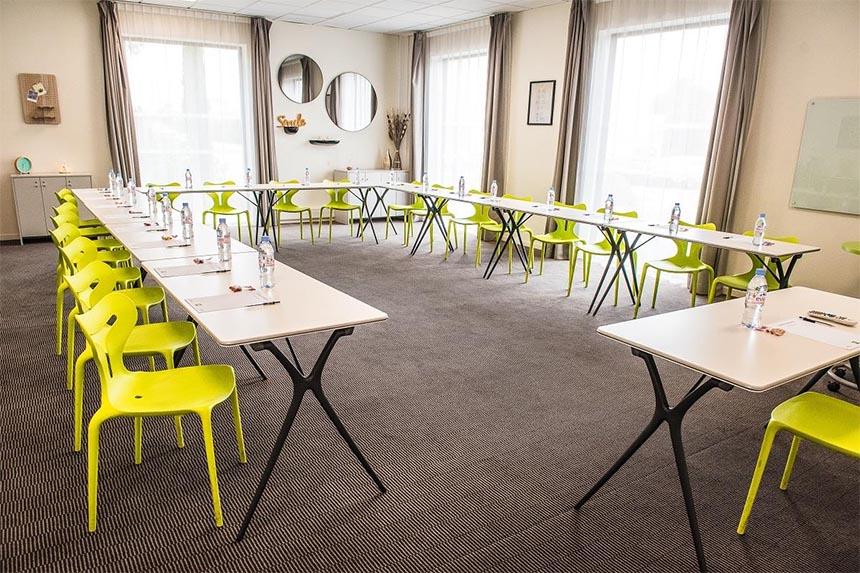 Meetings - Ibis Styles Toulouse Cité de l'espace, salle de réunion