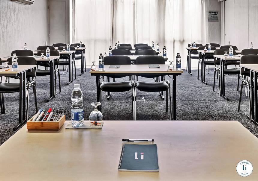 Meetings - L'initial - Séminaire événement classe 3