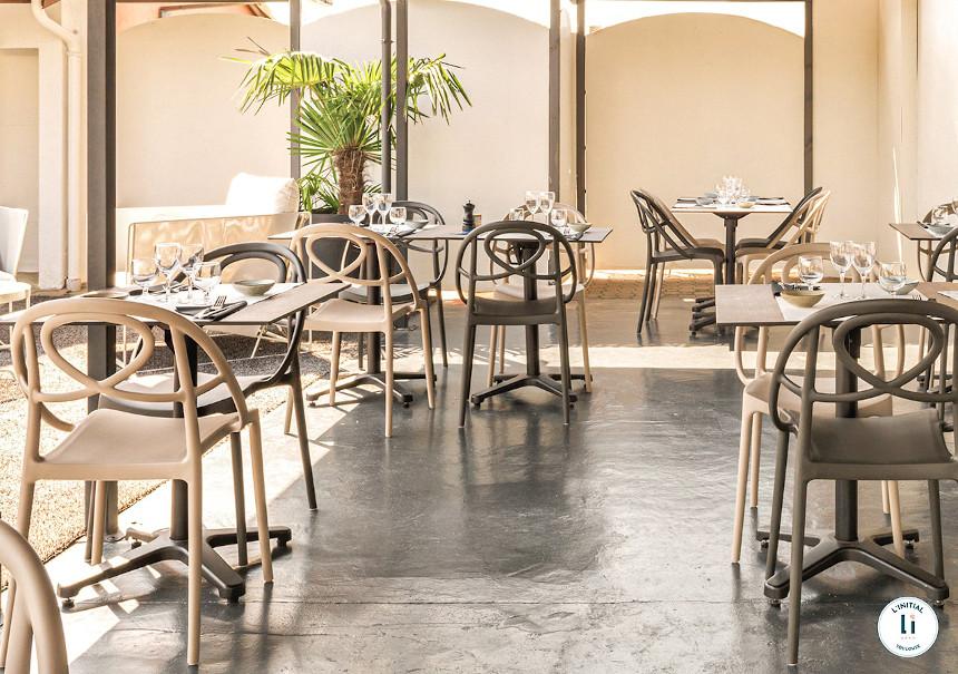 Meetings - L'initial - Terrasse restaurant