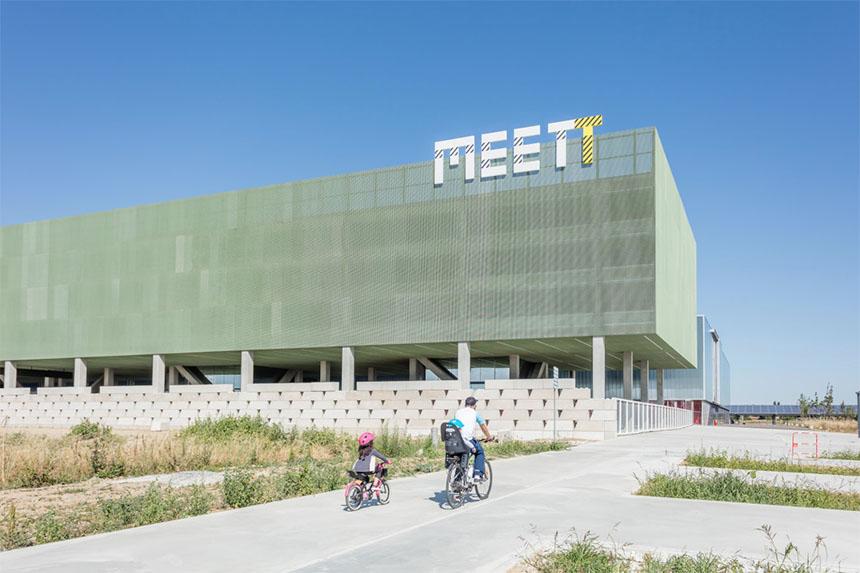 Meetings - Le MEETT, parc des expositions et des congrès