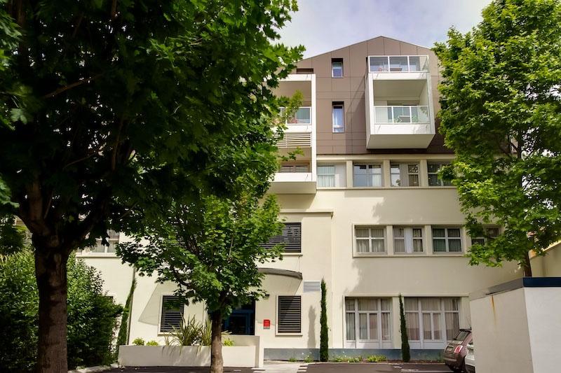 Meetings - Privilège Appart'Hôtel Saint-Exupéry, façade