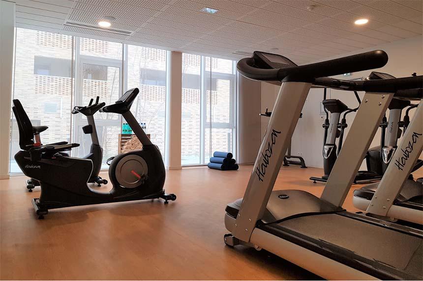 Meetings - Résid'home Toulouse Ponts Jumeaux, salle de fitness