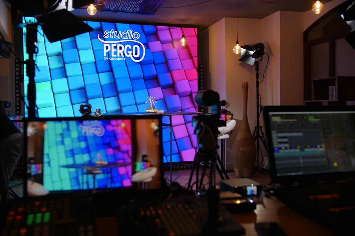 Meetings - Studio Pergo by Abaques Régie